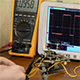 управление полевым транзистором